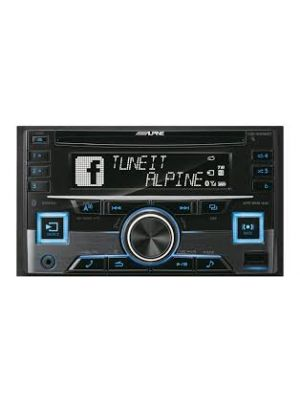 Alpine, CDE-W296BT 2-DIN CD/USB magnetola