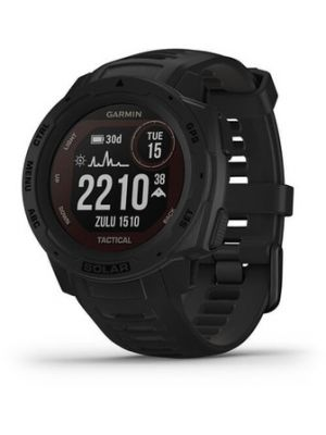 Garmin Instinct Solar laikrodis Tactical Edition/Black