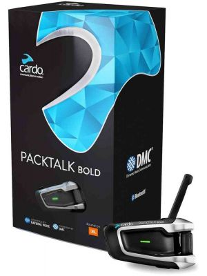 Cardo Scala Packtalk BOLD JBL single